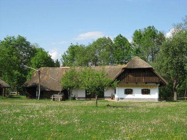 Panonska hiša, (vir: kraji.eu)